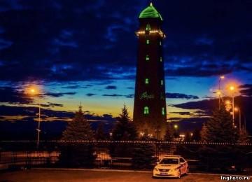 Магас, башня Согласия