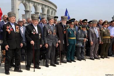 Ветераны Ингушетии 9 Мая